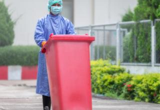 Capacitação para Coletores de Resíduos Hospitalares