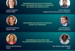 I Seminário das Organizações Sociais de Saúde – SINDHOSFIL