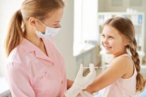 Crianças podem se vacinar contra o HPV pelo SUS